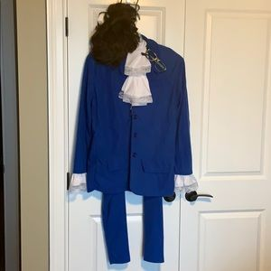 Men's Austin Powers costume